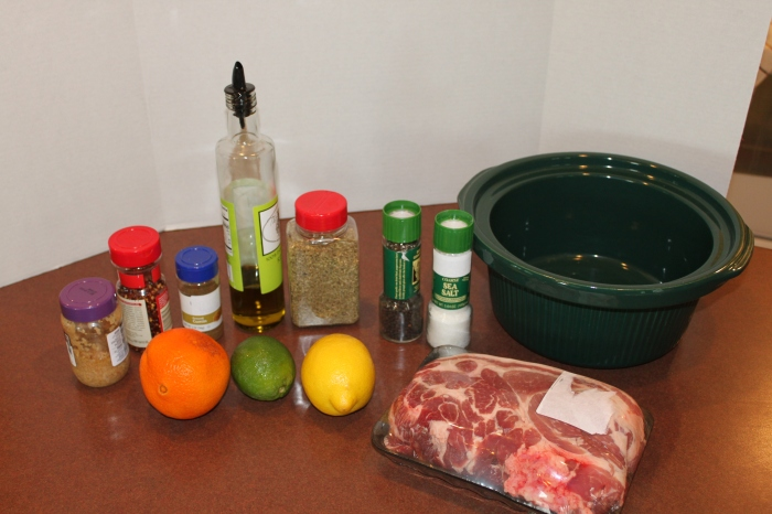Slow cooker goodness with pork <a target=