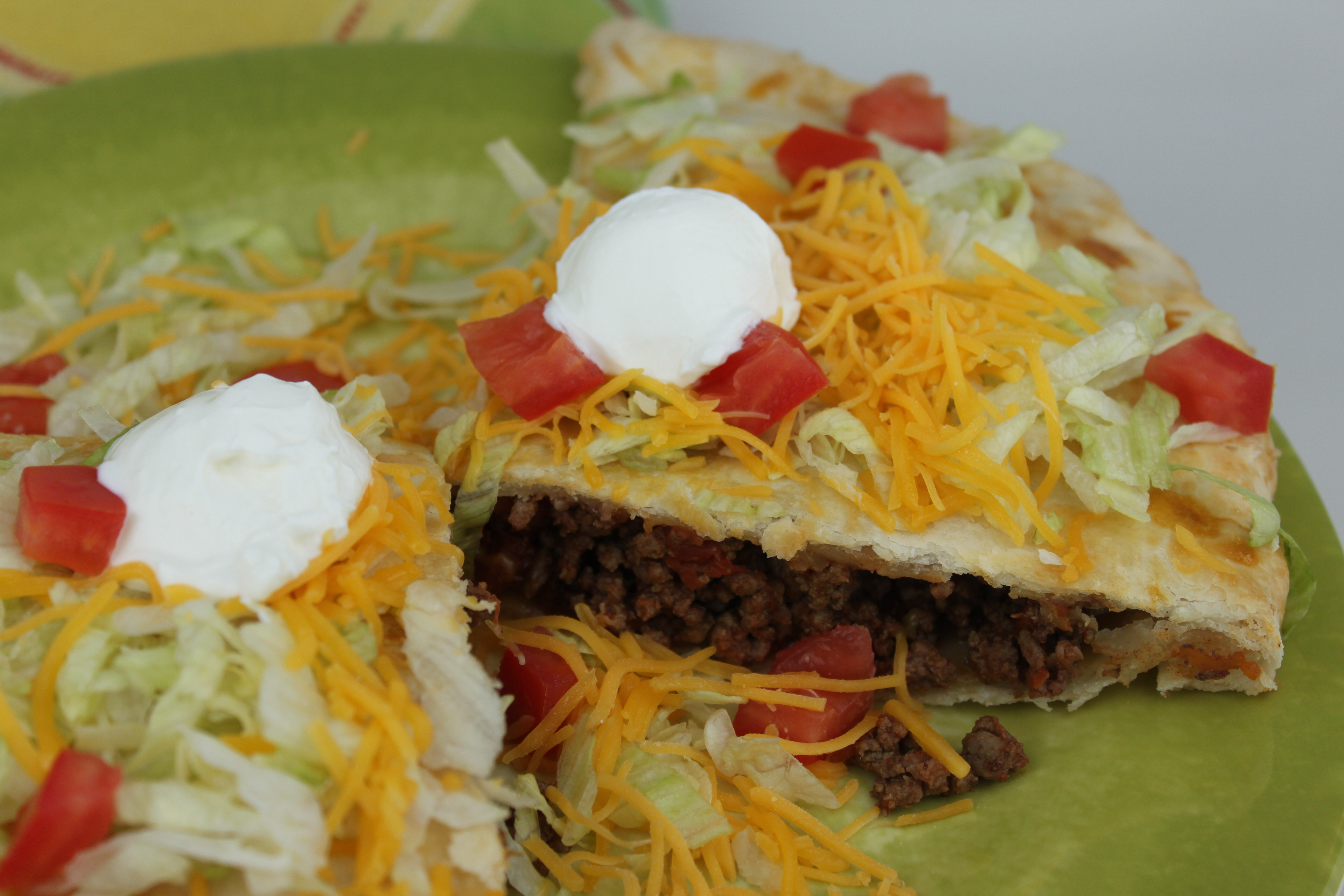 Ground beef and seasonings make this an easy and yummy dish!