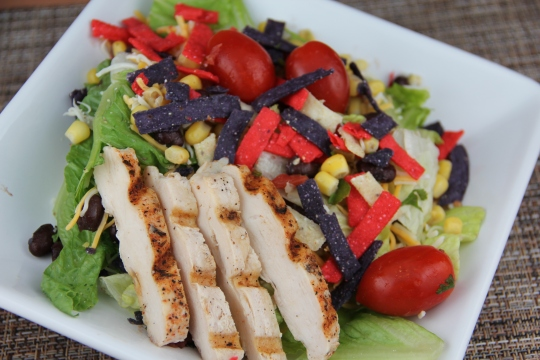 southwest salad (2)